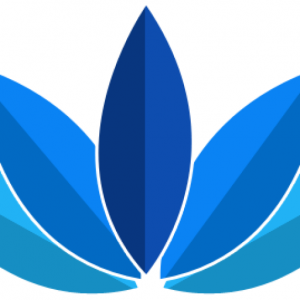 Cropped Flower Logo